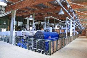 Photo Credit - Jonathan Doster - Hotchkiss Biomass Plant Interior